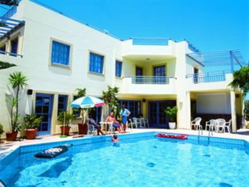 Appartementen Kristi - Koutouloufari - Heraklion Kreta